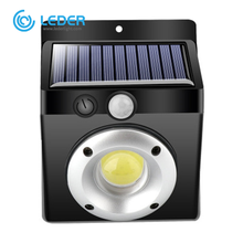LEDER 10W Sensor Flood Light