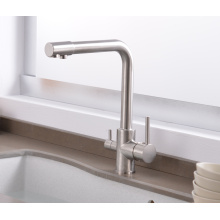 YL-602 Fashional design water faucet purifier chrome plated sink faucet kitchen faucet for water purifier