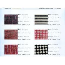 Yarn dye woven fabric