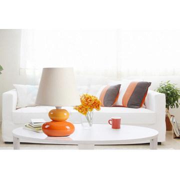 Modern Ceramic Pebble Table Lamp