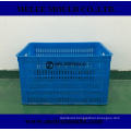 Melee Mould Straight Wall Container Tote with Mesh Sides and Mesh Base