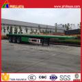 Mechanischer Behälter-Transport-Flachbett-60t Anhänger der Aufhebung-40FT