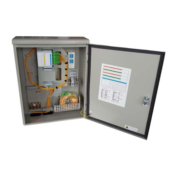 Fiber Optic Distribution Cases