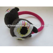 Oreillers mignons tricotés pour les enfants