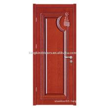 Solid Wood Door JKD-ML8006 Wooden Door For Commercial Design and Cheap Price