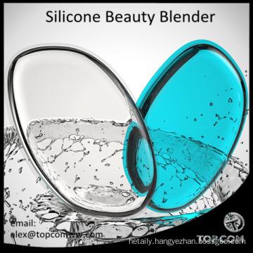 Best Beauty Makeup Blender for Foundation, Creams, Bronzer - Makeup Applicator for Contour, Concealer