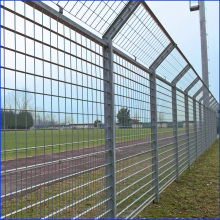 Hot Dipped Galvanized Pressed Welded Steel Fences