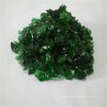 Recyclingfähiges farbiges zerkleinertes Glas für Glasbau