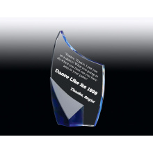 Classical Flame Award Crystal