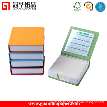 76mm*76mm Regular Custom Paper Cube with Cover