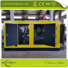 Cheap price 320kw Shangchai diesel generator with Shangchai SC15G500D2 new engine