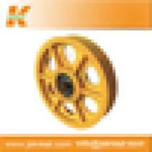 Aufzug Parts| Aufzug Nylon Deflektor Sheave Manufacturer|guiding Riemenscheibe