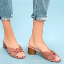 2018 мода дамы плоские тапочки пляж тапочки женщины тапочки