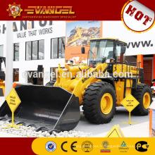 SL50W SL50WA SL50W-2 SL50W-3 Shantui 5 tonnes Chargeur sur pneus à vendre