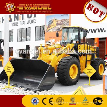 SL50W SL50WA SL50W-2 SL50W-3 Shantui 5 ton Cargadora de ruedas en venta