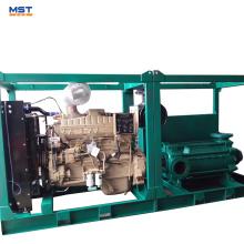 Pompe à eau diesel centrifuge multicellulaire de 6 pouces