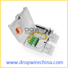 16 Cores Outdoor Fiber Optic Terminal box