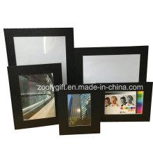 8X10 Papier peint texturé noir Papier photo promotionnel