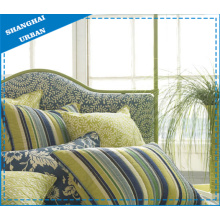 Inicio Textil Jacquard Stripe almohada almohada