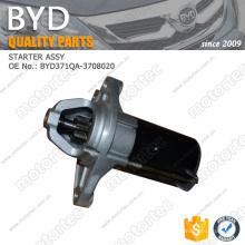 OE BYD f3 peças de reposição motor de arranque BYD371QA-3708020
