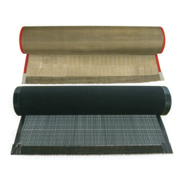PTFE Coated Fiberglass Mesh Conveyer Belt