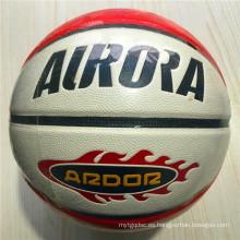 Baloncesto Modificado para requisitos particulares Deporte-Resistiendo Calidad 8pieces barato 4 # 5 # 6 # 7 # PU Baloncesto