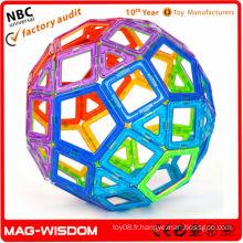 Jouet en plastique magnétique personnalisé 2014