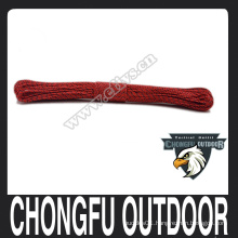 """2016 hot new products new pattern 1/16"""" (2mm) paracord for survival and outdoor trekking"""