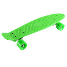 Children Green Penny Skateboard PP Skateboard