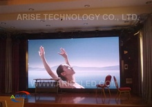 P3 indoor led large screen display,192x96mm 1/16scanning,ariseled.com,skype:ariseled  One-stop LED display manufacturere,Arise T