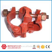Acoplador duplo fundido ou braçadeira fixa ou acoplador fixo para o paquistão