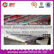 weifang textile algodón caliente venta tejida bedsheet telas para hotel
