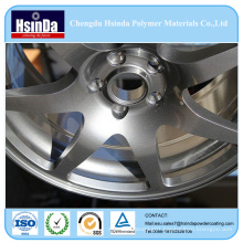 Metallic Effect Powder Electrostatic Spray Powder Coating for Auto Parts