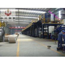 Heiß gewalzte Carbon Stahl-Coils S55C mit feuerverzinkten