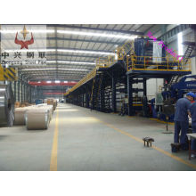 Hot Rolled Carbon Steel Coil S55C with Hot Dip Galvanized