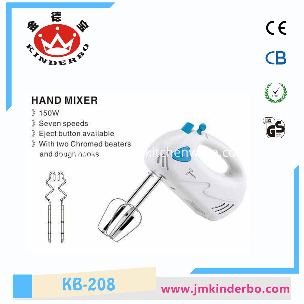 Kitchen Appliance Multifunctional Hand Mixer
