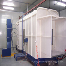 Energy Saving Powder Coating Sraying Booth for Coating Machine