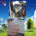 Fibre de verre Paroi extérieure en isolation thermique