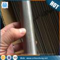 malla de filtro de acero inoxidable / tubos terp pantalla para rosar concentrado de hierbas