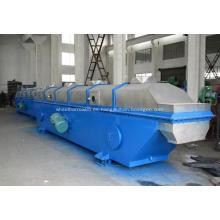 Secadora de lecho fluidizado vibrante de la eficacia alta de la sequedad