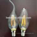 high quality 4w filament led e11 base bulb
