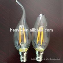 Hohe Qualität cri 80Ra 4w dimmable e11 LED Glühbirne