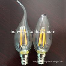 High quality cri 80Ra 4w dimmable e11 led ampoule
