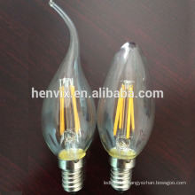 high quality 4w filament led e11 base bulb