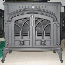 New Design Cast Iron Stove (FIPA 050) , Double Door Stove
