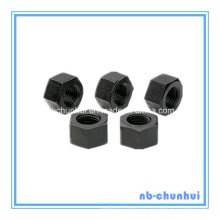 Hex Nut A194 2h Black
