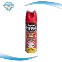 Insecticida voador aerossol spray de casa