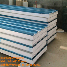 Colored Steel EPS Sandwich Panel for Roofing and Wall