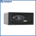 Motorized locking systemluxury card hotel safe for hotel room