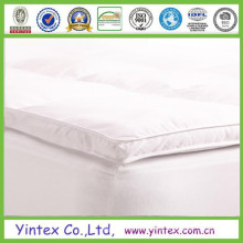Top Quality Soft White Duck Feather Mattress